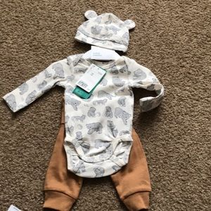 1-2 Month outfit